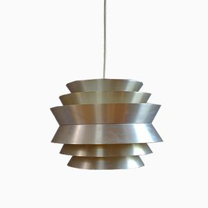 Vintage Trava Pendant Lamp by Carl Thore for Granhaga Metallindustri AB