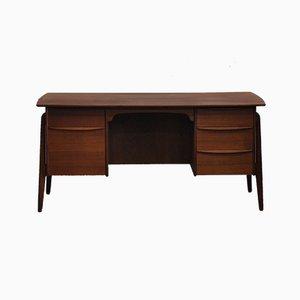 Dänischer Schreibtisch von Svend Aage Madsen für Sigurd Hansen, 1950er