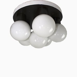 Large Ceiling Lamp from Kalmar, 1970s