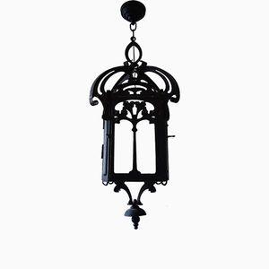 Art Nouveau Ceiling Lantern