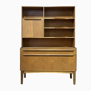 Mid-Century Teak Wall Unit from McIntosh
