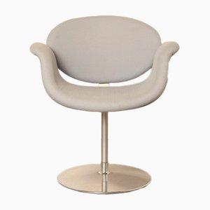 Kleiner grauer Tulip Sessel von Pierre Paulin für Artifort, 2000er