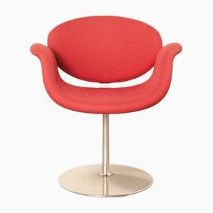 Sedia piccola Tulip rossa di Pierre Paulin per Artifort, inizio XXI secolo