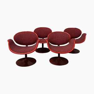 Tulip Chairs by Pierre Paulin for Artifort, 1960s, Set of 4