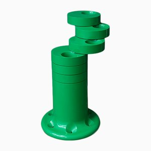 Green Pluvium Umbrella Stand by Piretti for Anonima Castelli, 1970s