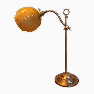 Quinquet Desk Lamp, 1920s