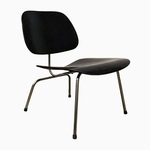 Black LCM Chair by Charles & Ray Eames for Herman Miller, 1946