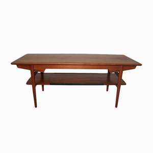 Club Table from Poul Jeppesens Møbelfabrik, 1960s