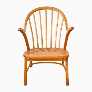 Skandinavischer Mid-Century Sprossen Stuhl