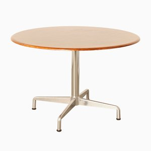 Round SBC Table by Anna Castelli Ferrieri for Castelli, 1960s