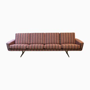 "Mid-Century ""Paul Smith"" German Three-Seater Sofa, 1960s"