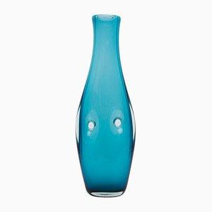 Vase en Verre Murano Soufflé Henry Moore par Fulvio Bianconi pour Venini, 1950s