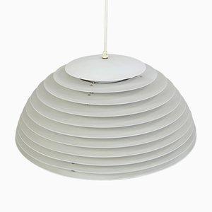 Lámpara colgante Hekla de metal de J. Olafsson para Fog & Mørup, años 60