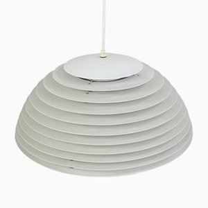 Lampe à Suspension Hekla en Métal par J. Olafsson pour Fog & Mørup, 1960s