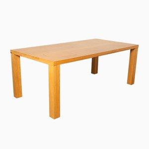 Tavolo in legno di quercia massiccio di Bert Plantagie, inizio XXI secolo