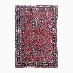 Vintage Sarouk Teppich