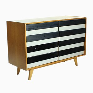 U-450 Type Chest of Drawers by Jiří Jiroutek for Interior Praha, 1960s