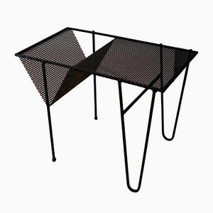 Tavolino vintage di Mathieu Mategot, anni '60
