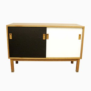 Vintage Duo Color Teak Sideboard