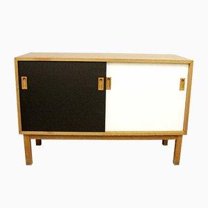 Zweifarbiges Vintage Sideboard aus Teak