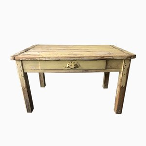 Vintage French Farm Coffee Table