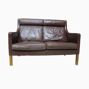 Modell 2432 Sofa von Børge Mogensen, 1970er