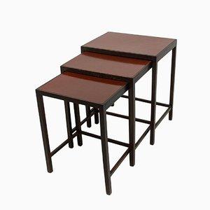 Tables Gigognes H-50 Modernistes par Jindřich Halabala, 1930s