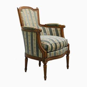 Französischer Sessel im Louis XVI-Stil