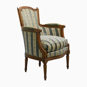 Louis XVI Revival French Armchair