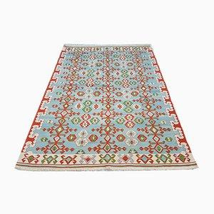 Handgewebter Vintage Konya Teppich