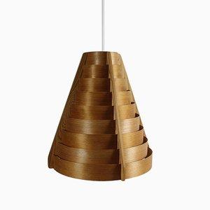 Lampe à Suspension Vintage Hans-Agne Jakobsson pour AB Ellysett Markaryd