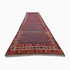Large Vintage Kurdish Rug Runner