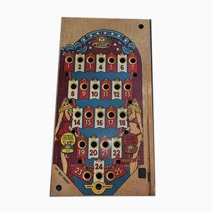 Bingo americano vintage, años 70
