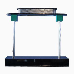 Lampada da tavolo Pausania di Ettore Sottsass per Artemide, 1982