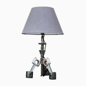 Lampe de Bureau Industrielle Robot Vintage, 1980s