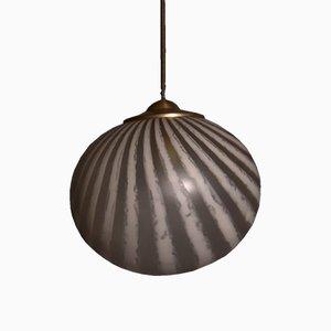Lámpara colgante de Peill & Putzler, años 60