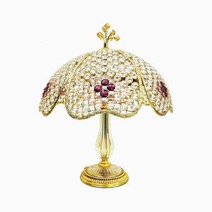 Mid-Century Mushroom Tischlampe von Palwa