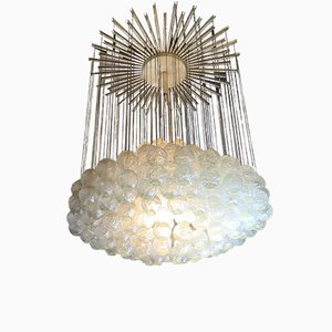 Vintage Model Nuvola Murano Glass Chandelier from Zeroquattro, 1970s
