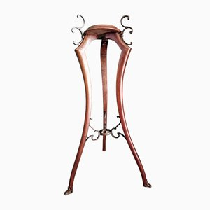 Arts & Crafts Style Jardiniere Stand