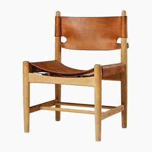 Chair by Börge Mogensen for Erhardt Rasmussen, 1940s