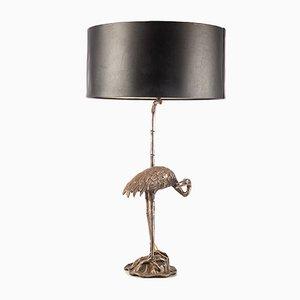 Hollywood Regency Kranich Tischlampe von Maison Charles, 1950er