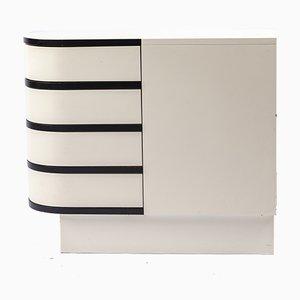 Italian White Dresser, 1980s