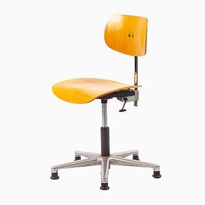 Chaise de Bureau S 197 R par Egon Eiermann pour Wilde+Spieth, 1980s