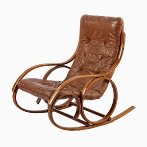 Swiss Rocking Chair, 1960s