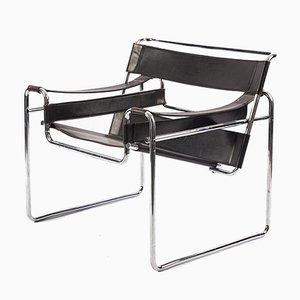 Chaise Wassily par Marcel Breuer pour Knoll International, 1970s