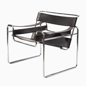 Wassily Chair by Marcel Breuer for Knoll International, 1970s
