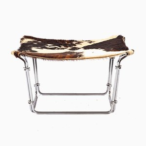 Buffalo Stool by Kwok Hoi Chan for Steiner, 1960s