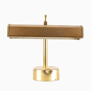 Golden Table Lamp from Kaiser Idell, 1960s
