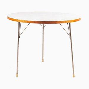 Wooden Kitchen Table from Vereinigte Werkstätten, 1950s