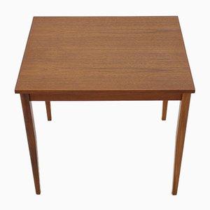 Tavolino in teak, anni '60